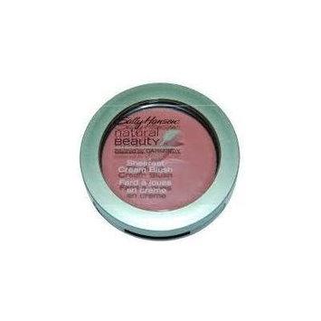 SALLY HANSEN Natural Beauty Sheerest Cream Blush SUNSET #1010-30 ONE PALETTE Inspired By Carmindy