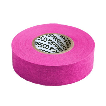 Presco Biodegradable Roll Flagging Tape: 1 in. x 100 ft. (Neon Pink)