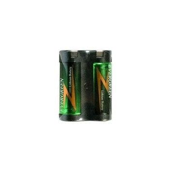 Evergreen 2CR5 245 6V Photo Lithium Battery 2CR5 fits KL2CR5
