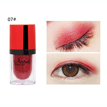 Glitter Eyeshadow Palette, Alonea Highly Pigmented Eye Glitter with Brush for Party Festival Eyeshadow, Makeup, Nail Art