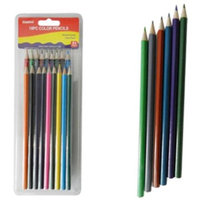 Family Maid FamilyMaid 2274683 Colored Pencils Case of 12