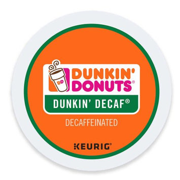 Keurig Green Mountain, Inc Dunkin' Donuts Decaf, K-Cup Portion Pack for Keurig Brewers, 96 Count