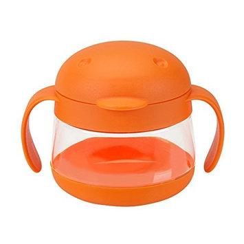 Ubbi Tweat Snack Container, Orange