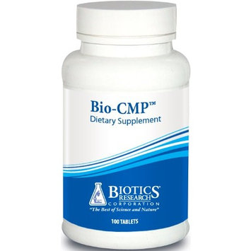Bio-CMP™ from Biotics Research-Calcium, Magnesium and Potassium Supplement; Supplies Electrolytes that Provides Relief for Muscle Cramps and Fatigue, Supports Healthy Metabolism 100(T)
