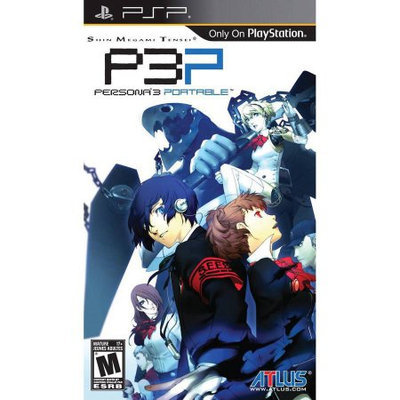 Shin Megami Tensei: Persona 3 Portable (PSP)
