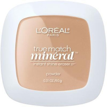 L'Oreal True Match Mineral Pressed Powder - Buff Beige (Pack of 2) by L'Oreal Paris