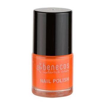 benecos Happy Nails - Nail Polish: Mighty Orange
