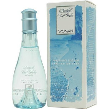 Cool Water Sea Scents & Sun Perfume For Women by Davidoff