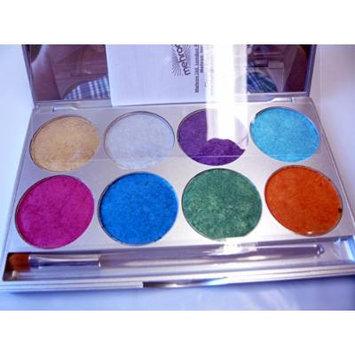 808 (Brillant) Paradise Palette 8 Color