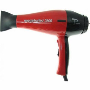 Turbo Power Megaturbo 2500 Hair Blow Dryer Model 311A
