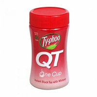 Typhoo QT Instant White Tea 125g Pack of 6