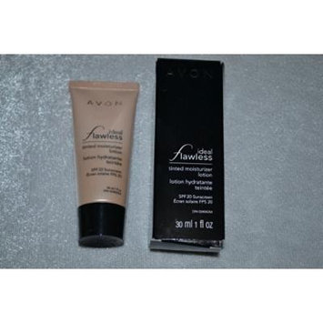Avon Ideal Flawless Tinted Moisturizer Lotion - Deep