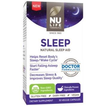 Sleep (30 Veggie Caps) by Nu Life at the Vitamin Shoppe