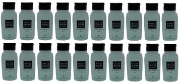 Beekman 1802 White Water Shower Gel Lot of 0.75oz Bottles Total of 15oz (Pack of 20)