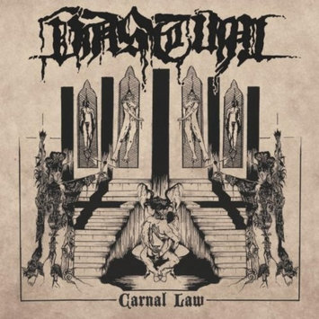 Vastum Carnal Law (colored) (Vinyl) (Limited Edition)