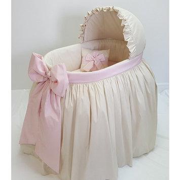 Heirloom Corp. Sweet Angel Fancy Baby Bassinet Combo