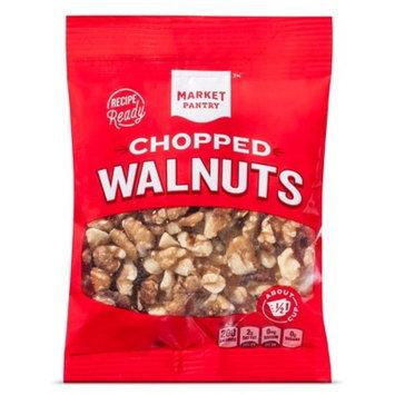 Chopped Walnuts - 2.25oz - Market Pantry™