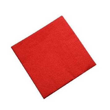 Red Paper Napkins, 20ct