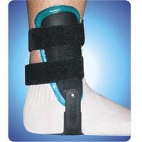 Living Health Products AZ-74-3155-L Air Hinged Ankle Support Large