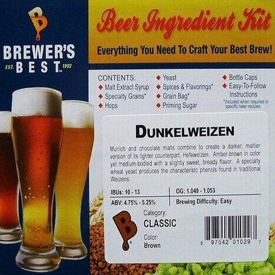 Brewer's Best Brewers Best Dunkelweizen Ingredient Kit