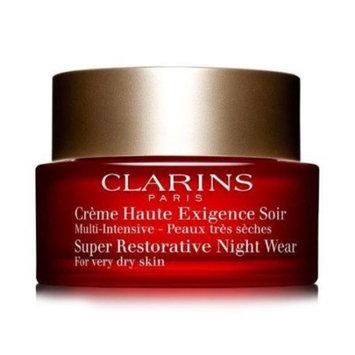 Clarins Multi-Intensive Super Restorative Night Wear For Very Dry Skin