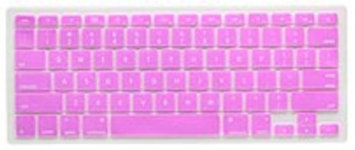V7 MB1357PUR Color Touch Pro - Silicone Keyboard Protectors - Purple