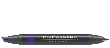 Prismacolor Premier Art Marker - Chisel-Fine Double-Ended Markers - French Gray- 90%