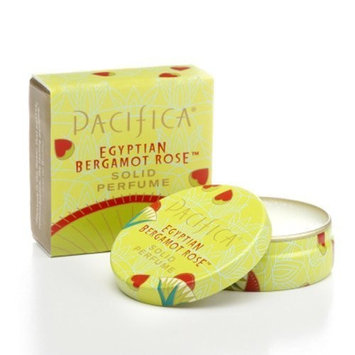 Pacifica Egyptian Bergamot Rose Solid Perfume