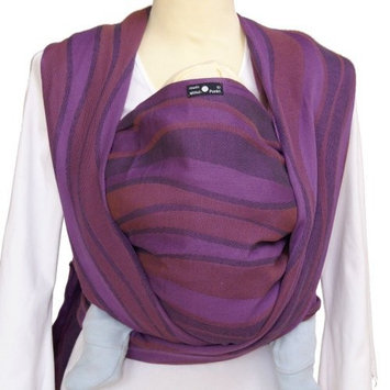 DIDYMOS Woven Wrap Baby Carrier Waves Elder (Organic Cotton), Size 7