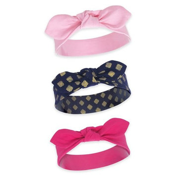 Yoga Sprout Size 0-24M 3-Pack Ikat Headbands