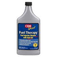 CRC 05432 Diesel Fuel Therapy Diesel Injection Cleaner with Anti-Gel - 30 Fl Oz.