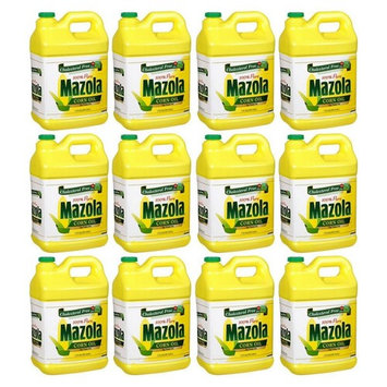 Mazola Corn Oil - 2.5 gallon jug (12 pack)