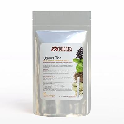 Dherbs Uterus Tea, 40 Grams