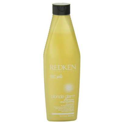 Redken 800760 Blonde Glam Shampoo - 10.1 oz - Shampoo
