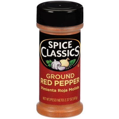 McCormick Spice Classics Red Pepper Ground, 2.37 OZ (Pack of 4)