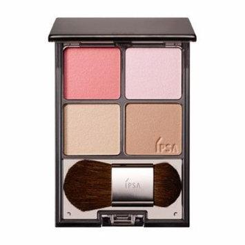 Ipsa Face Color Designing Palette 201PK