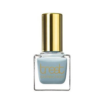 Treat collection Nail Polish, Something Blue, 0.5 Fluid Ounce