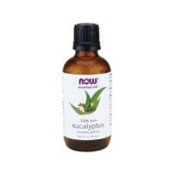 Now Foods Eucalyptus Oil 4 oz Liquid (Pack of 2)