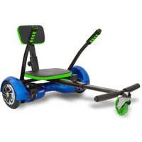 Jetson Kart Self-Balancing Scooter Seat Accessory, Green