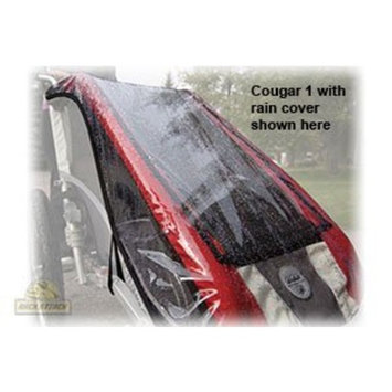 Chariot Rain Cover for CTS Adventure Carriers-Cougar 1 and CX 1