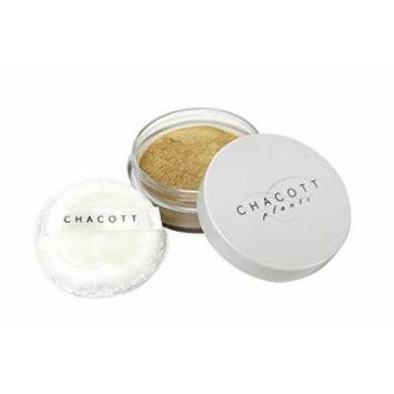 Chacott Plants Powder Foundation SPF 50+ PA++++ - 327 Cocoa Brown