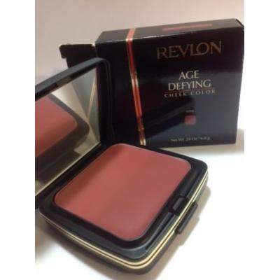 Revlon Age Defying Cheek Color Creamy Blush ( Wine ) Full Size.