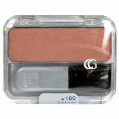 Covergirl Cheekers Blush, Brick Rose 180, 0.12 Ounce (Pack of 3)