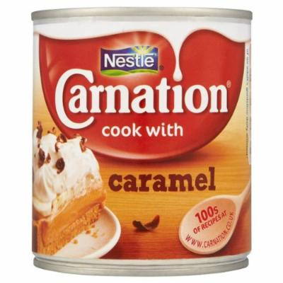 Nestle Carnation Cook with Caramel 6 x 397gm
