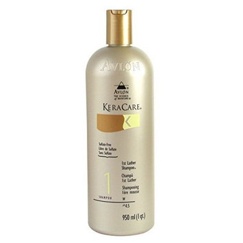 AVLON Keracare 1st Lather Shampoo, 32 Ounce