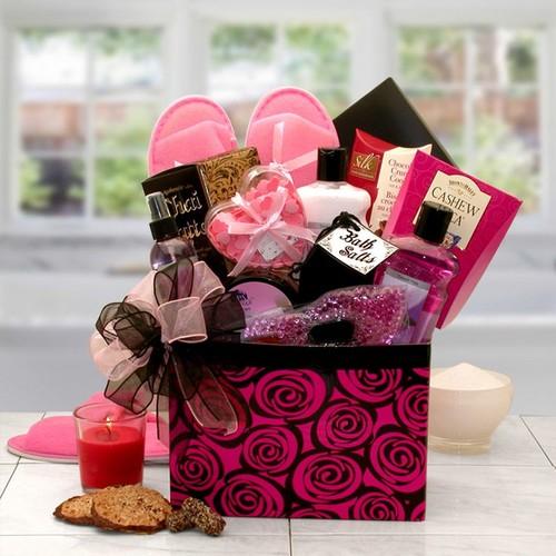 A Spa Day Getaway Gift Box