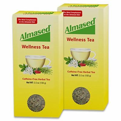 Almased Wellness Tea, 3.5 oz, 2 Pack