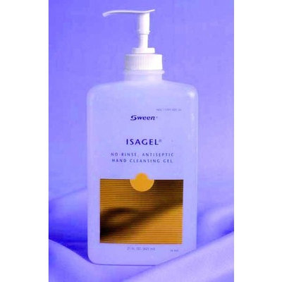 Isagel No-Rinse Instant Hand Sanitizing Gel 21 oz. pump bottle/