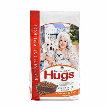 Hugs Pet Products Paula Dean Premium Select Dog Food Chicken and Rice 4.5 lbs.