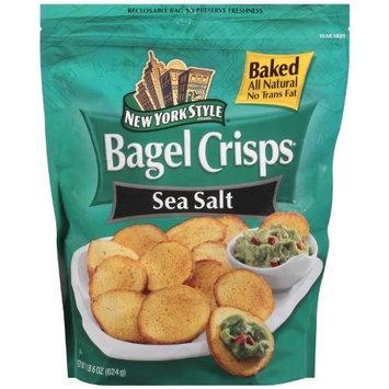 York Style Sea Salt Bagel Crisps - 22 oz.